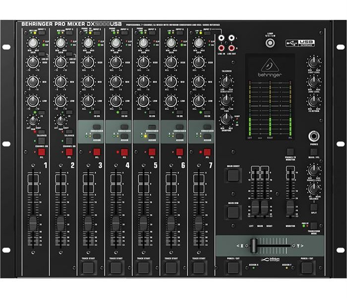 Table de mixage DJ : de quoi se compose-t-elle ?